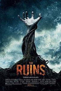 Фильм «Руины» как адаптация одноименной книги