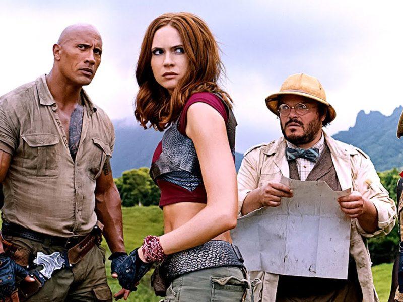 Арка персонажей — что получилось и что не получилось в фильме «Джуманджи: зов джунглей»